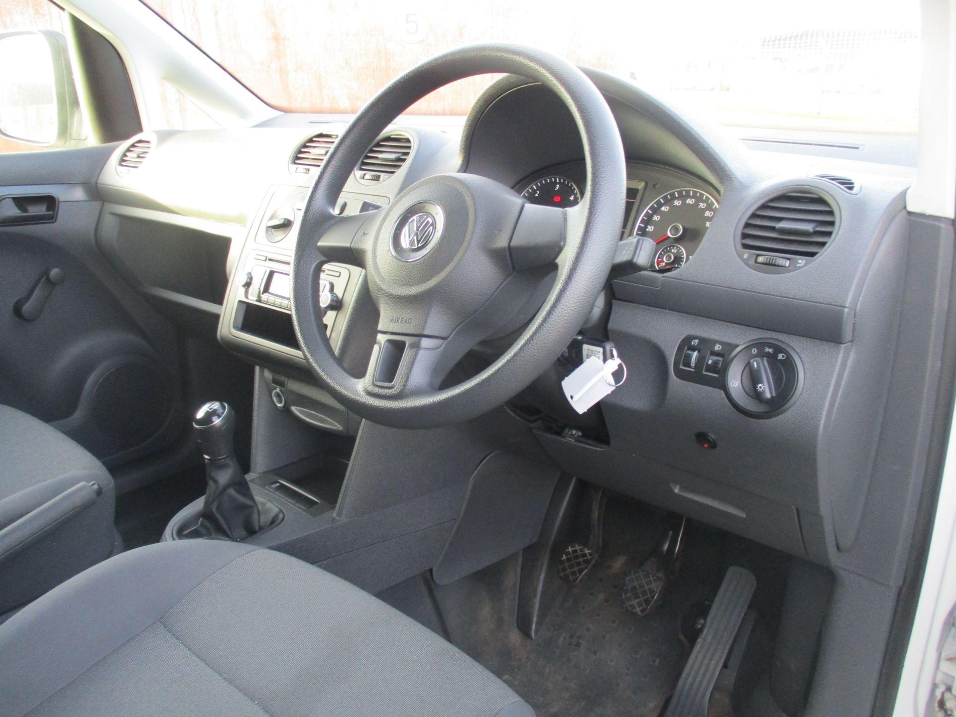 2016 Volkswagen Caddy 1.6 102PS STARTLINE EURO 5 (GD66UCV) Image 13