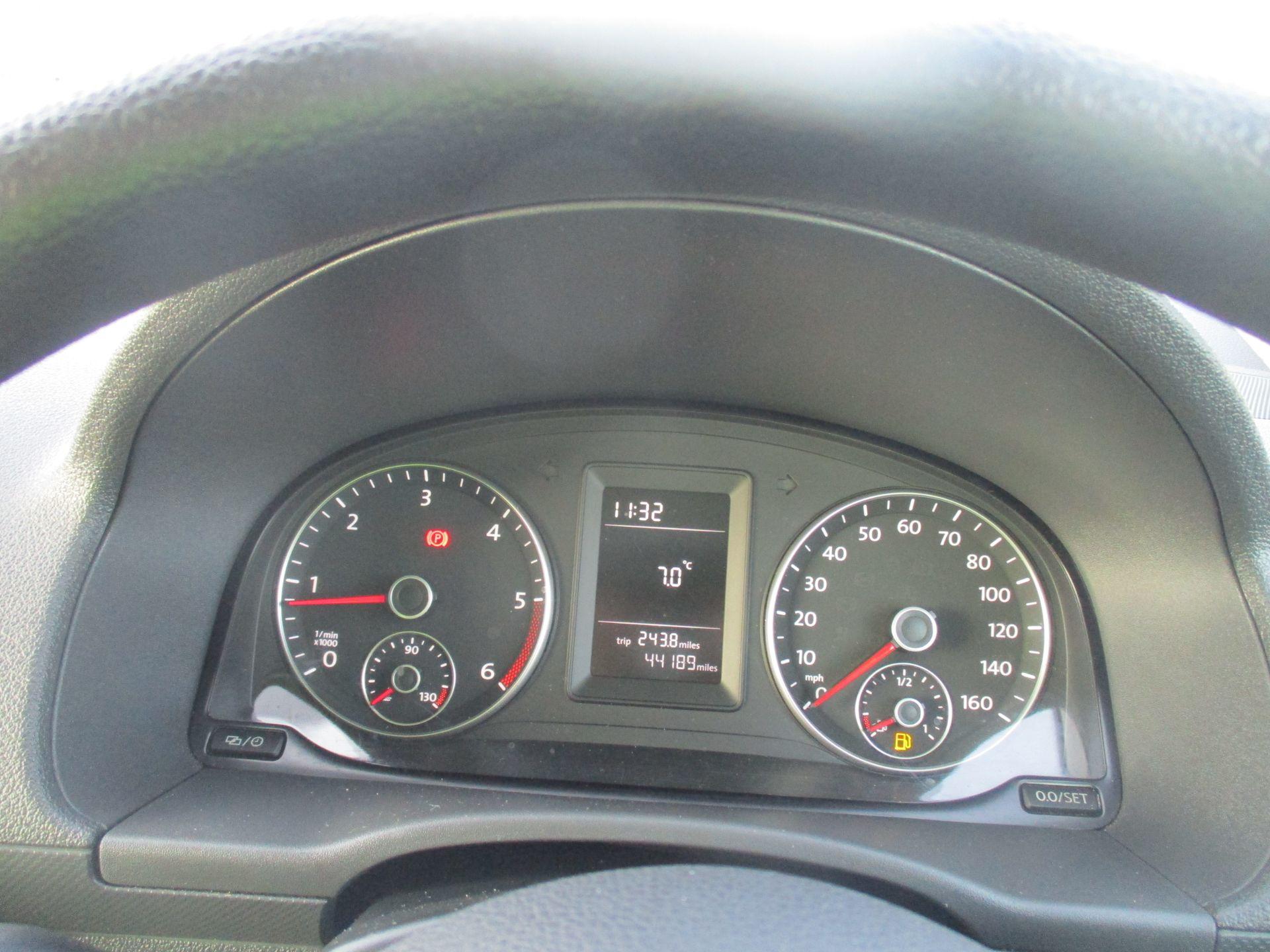 2016 Volkswagen Caddy 1.6 102PS STARTLINE EURO 5 (GD66UCV) Image 17