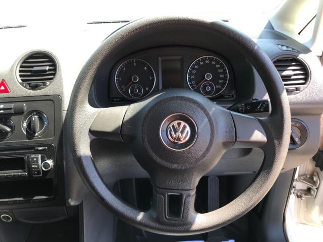 2016 Volkswagen Caddy 1.6TDI 102PS STARTLINE EURO 5 (GD66UCY) Image 14
