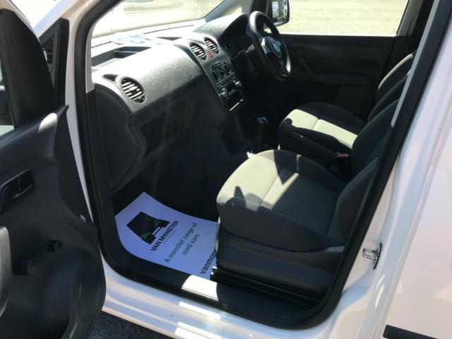 2016 Volkswagen Caddy 1.6TDI 102PS STARTLINE EURO 5 (GD66UCY) Image 23