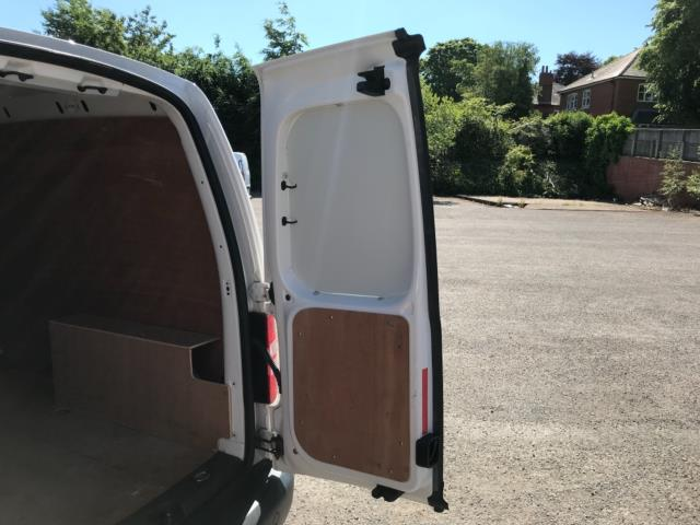 2016 Volkswagen Caddy 1.6TDI 102PS STARTLINE EURO 5 (GD66UCY) Image 37