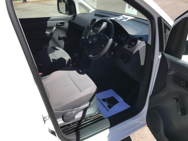 2016 Volkswagen Caddy 1.6TDI 102PS STARTLINE EURO 5 (GD66UCY) Image 10