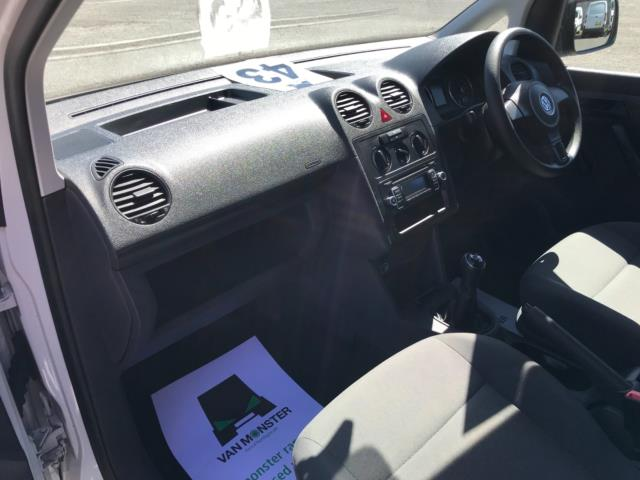 2016 Volkswagen Caddy 1.6TDI 102PS STARTLINE EURO 5 (GD66UCY) Image 24