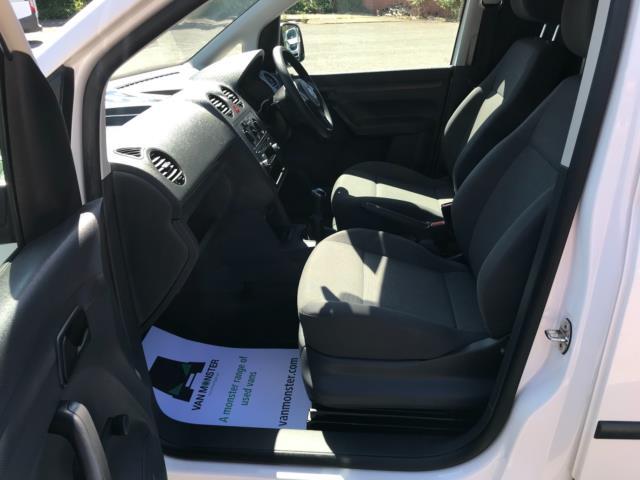 2016 Volkswagen Caddy 1.6TDI 102PS STARTLINE EURO 5 (GD66UCY) Image 25