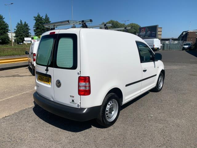 2016 Volkswagen Caddy  1.6 102PS STARTLINE EURO 5 (GD66UDB) Image 12