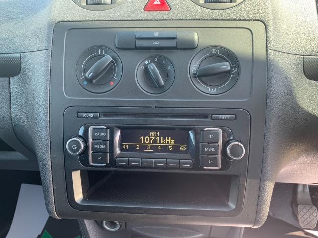 2016 Volkswagen Caddy  1.6 102PS STARTLINE EURO 5 (GD66UDB) Image 20