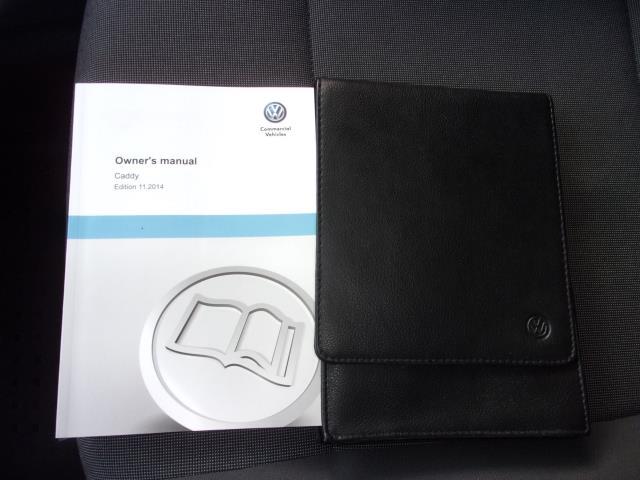 2016 Volkswagen Caddy C20 1.6 TDI 102PS BMT STARTLINE VAN EURO 5 (GD66UDE) Image 21