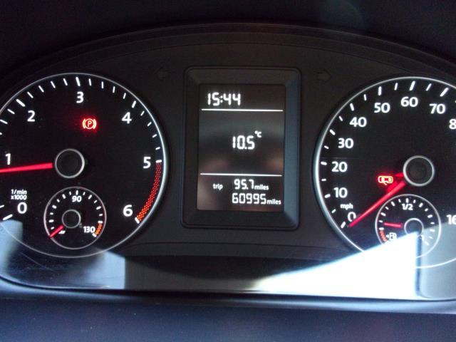 2016 Volkswagen Caddy C20 1.6 TDI 102PS BMT STARTLINE VAN EURO 5 (GD66UDE) Image 6