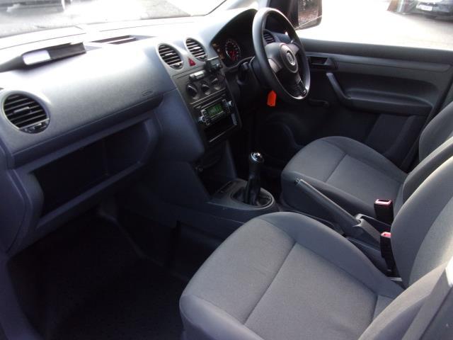 2016 Volkswagen Caddy C20 1.6 TDI 102PS BMT STARTLINE VAN EURO 5 (GD66UDE) Image 13