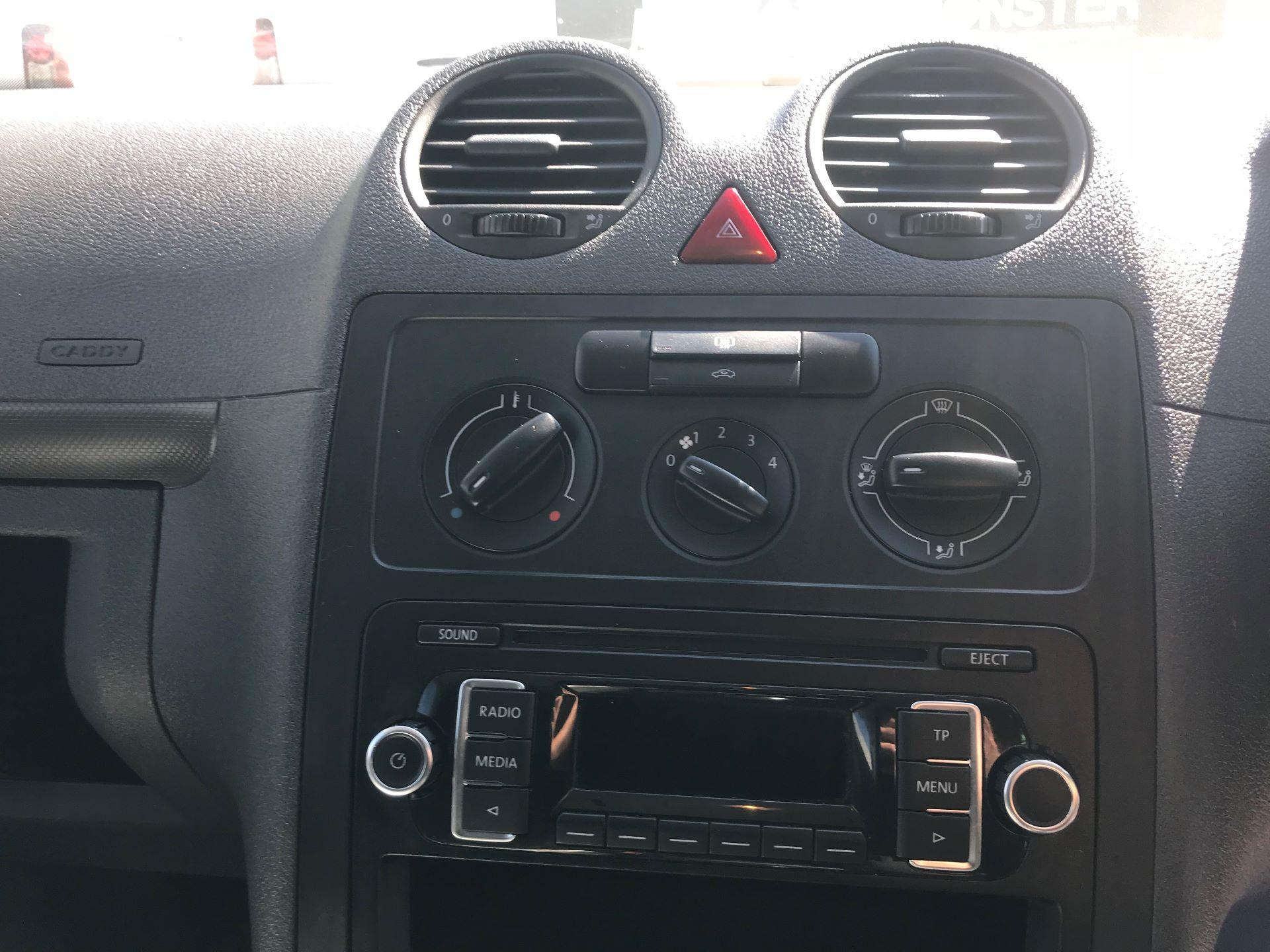 2016 Volkswagen Caddy 1.6 102PS STARTLINE EURO 5 (GD66UDX) Image 3