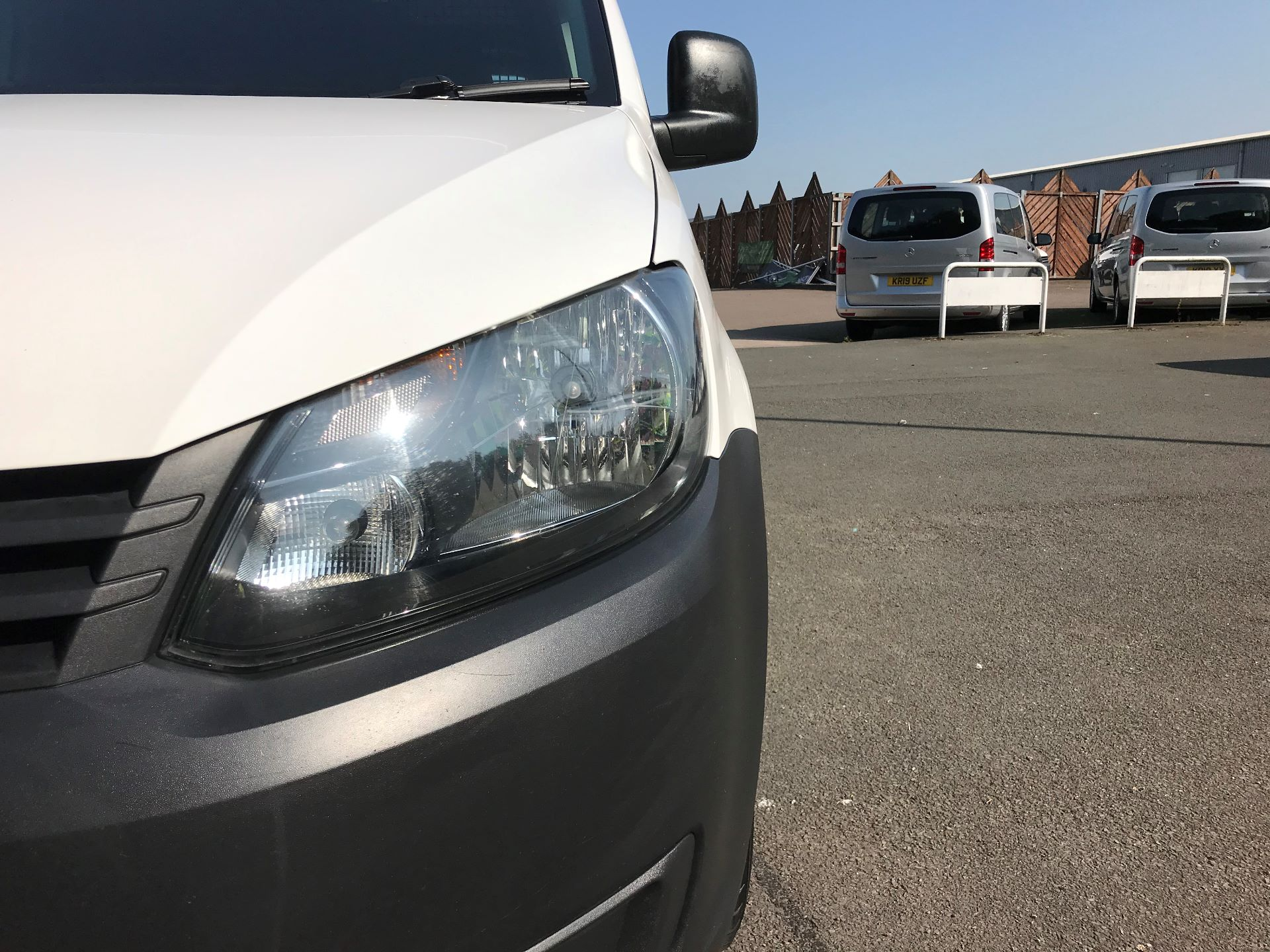 2016 Volkswagen Caddy  1.6 102PS STARTLINE EURO 5 (GD66UEE) Thumbnail 12