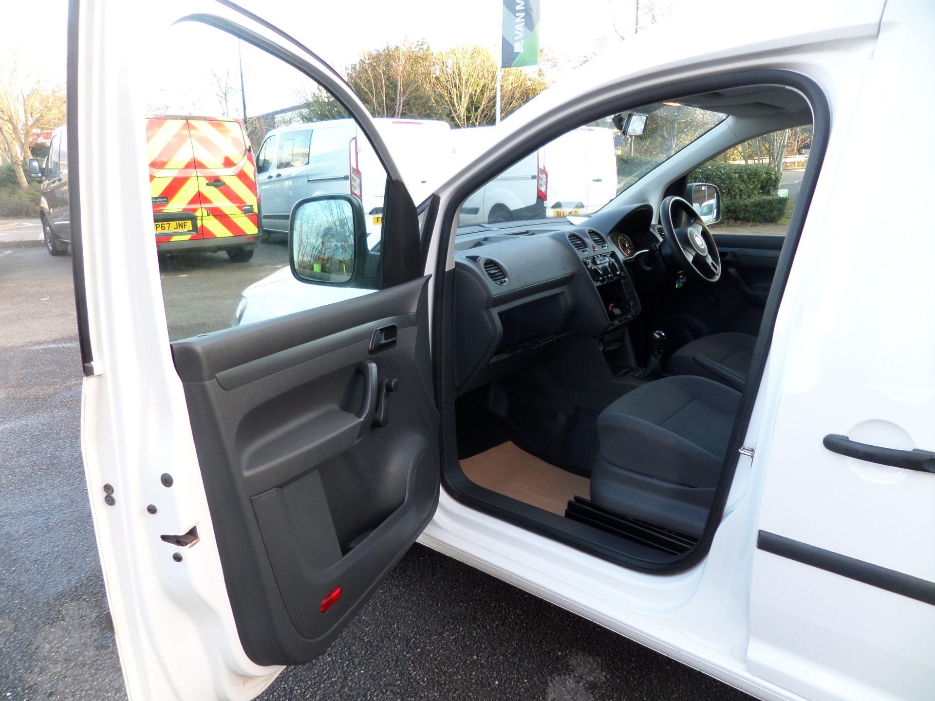 2016 Volkswagen Caddy 1.6 Tdi 102Ps Startline Van Euro 5 (GD66UEJ) Image 8