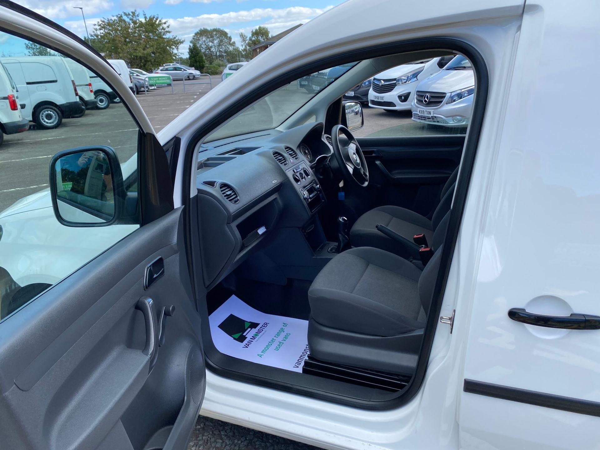 2016 Volkswagen Caddy 1.6 Tdi 102Ps Startline Van (GD66UEP) Image 14