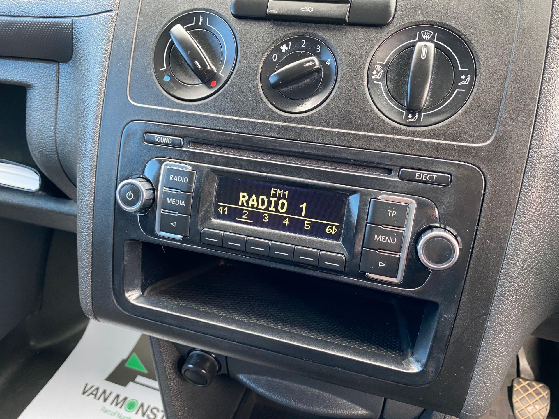 2016 Volkswagen Caddy 1.6 Tdi 102Ps Startline Van (GD66UEP) Image 16