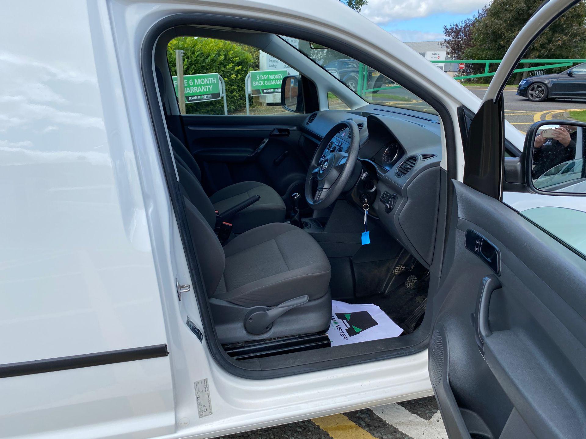 2016 Volkswagen Caddy 1.6 Tdi 102Ps Startline Van (GD66UEP) Image 13