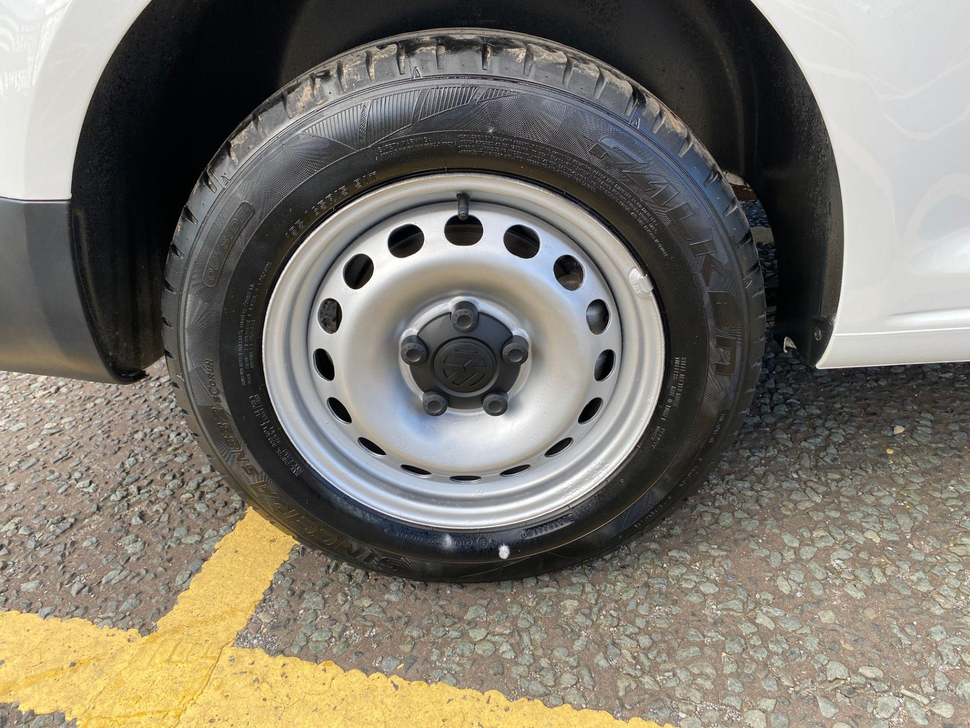 2016 Volkswagen Caddy 1.6 Tdi 102Ps Startline Van (GD66UEP) Image 11