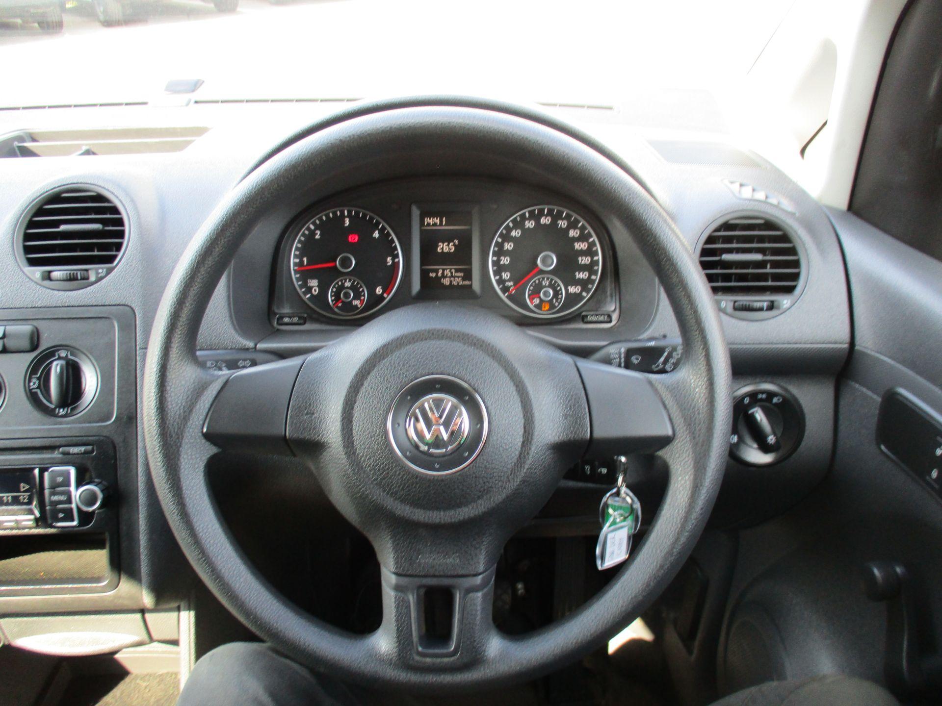 2016 Volkswagen Caddy 1.6 Tdi 102Ps Startline Van (GD66UER) Image 15