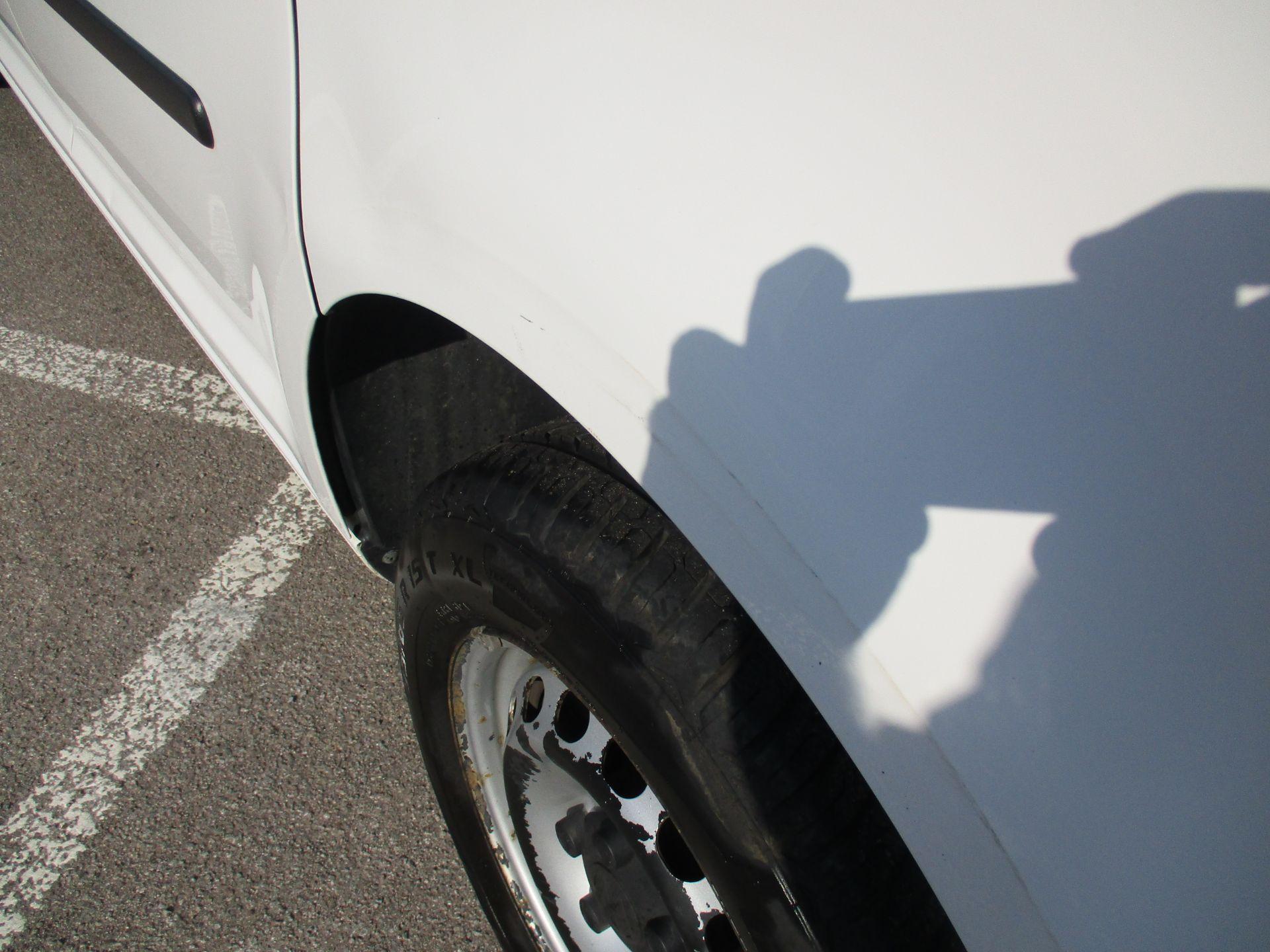 2016 Volkswagen Caddy 1.6 Tdi 102Ps Startline Van (GD66UER) Image 22