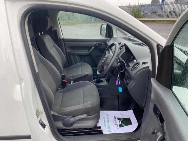 2016 Volkswagen Caddy 1.6 Tdi 102Ps Startline Van (GD66XGB) Image 13