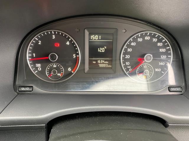 2016 Volkswagen Caddy 1.6 Tdi 102Ps Startline Van (GD66XGB) Image 14