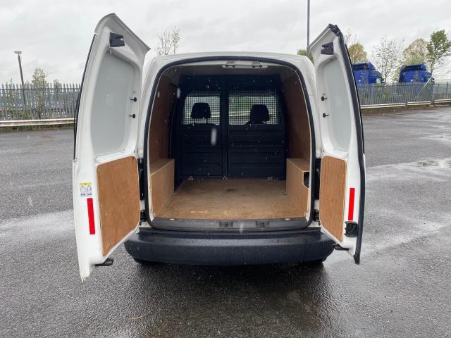 2016 Volkswagen Caddy 1.6 Tdi 102Ps Startline Van (GD66XGB) Image 10