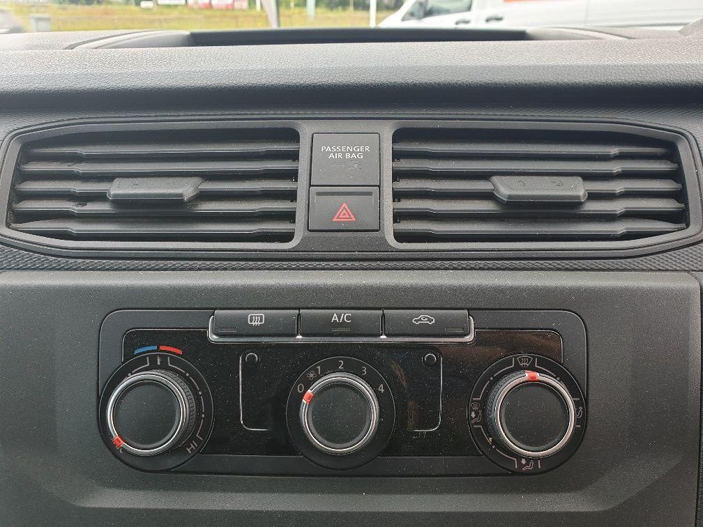 2017 Volkswagen Caddy 2.0 102PS BLUEMOTION TECH 102 STARTLINE EURO 6 (GD66XJN) Image 18