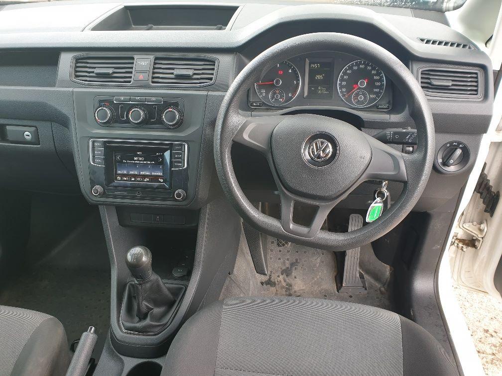2017 Volkswagen Caddy 2.0 102PS BLUEMOTION TECH 102 STARTLINE EURO 6 (GD66XJN) Image 15