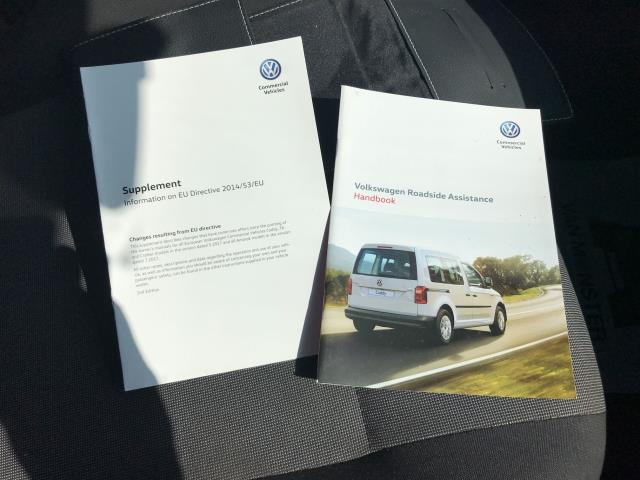 2017 Volkswagen Caddy 2.0TDI BLUEMOTION TECH 102PS STARTLINE EURO 6 (GD67ADU) Image 27