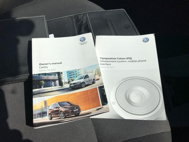 2017 Volkswagen Caddy 2.0TDI BLUEMOTION TECH 102PS STARTLINE EURO 6 (GD67ADU) Image 26