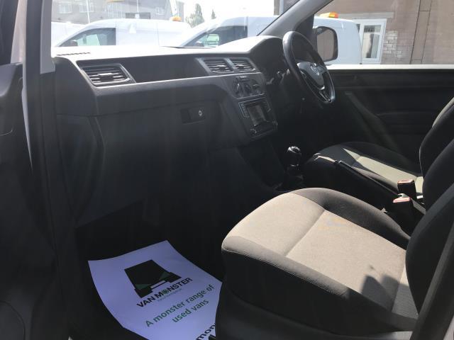 2017 Volkswagen Caddy 2.0TDI BLUEMOTION TECH 102PS STARTLINE EURO 6 (GD67ADU) Image 18
