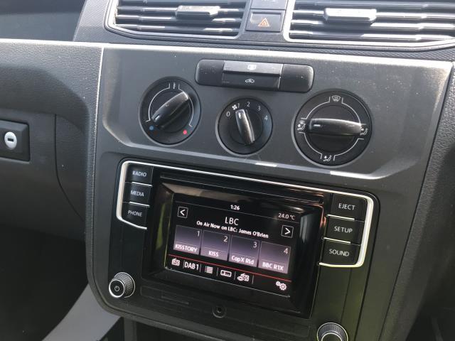 2017 Volkswagen Caddy 2.0TDI BLUEMOTION TECH 102PS STARTLINE EURO 6 (GD67ADU) Image 10