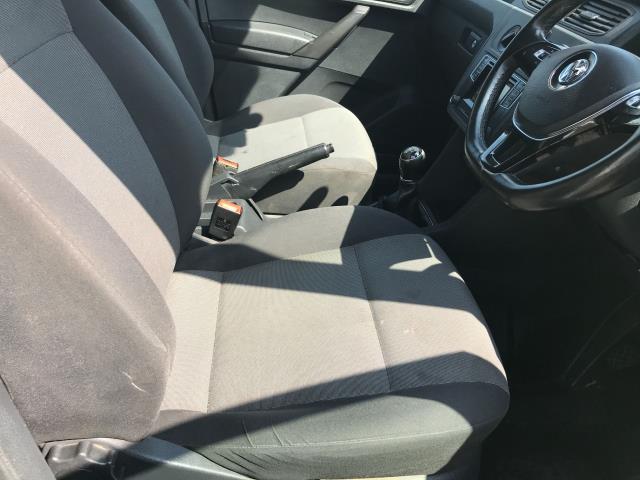 2017 Volkswagen Caddy 2.0TDI BLUEMOTION TECH 102PS STARTLINE EURO 6 (GD67ADU) Image 9