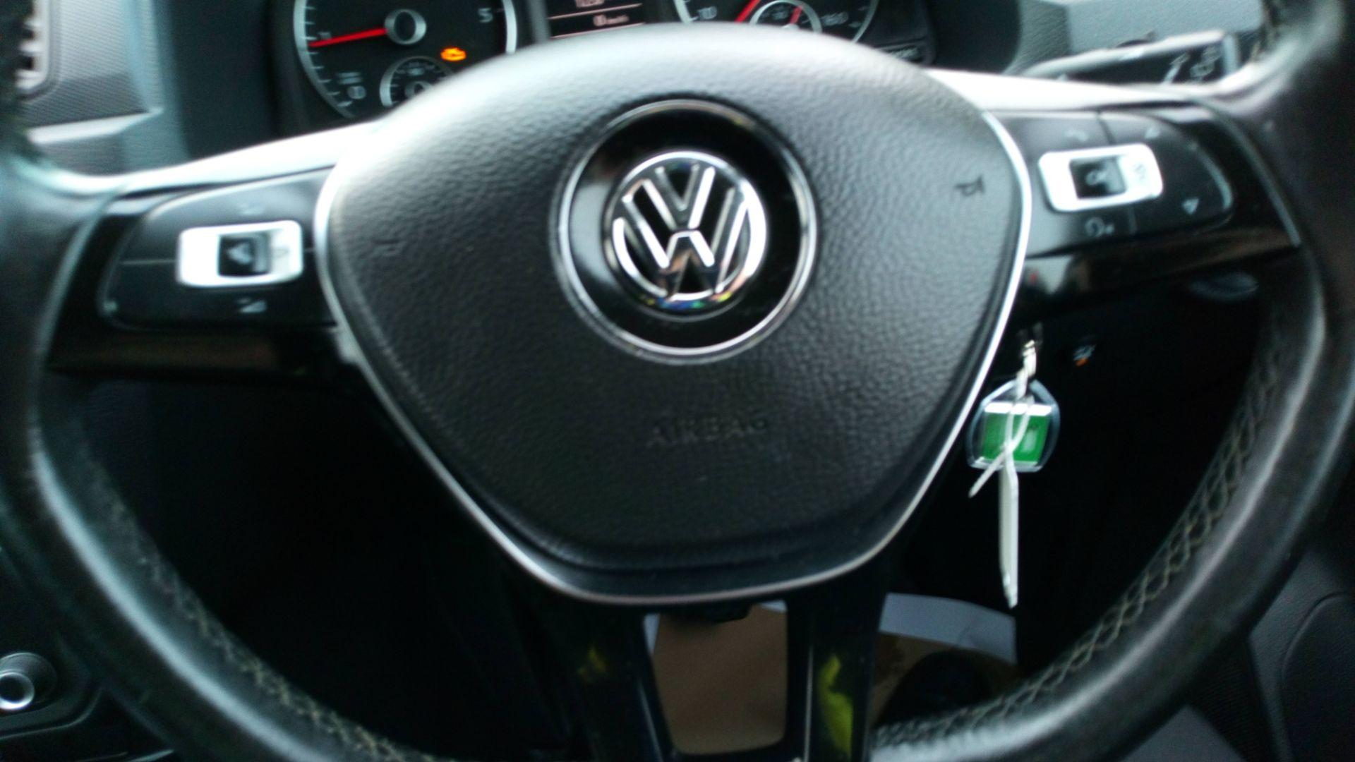 2017 Volkswagen Caddy 2.0 Tdi Bluemotion Tech 102Ps Startline Van (GD67AEC) Image 16
