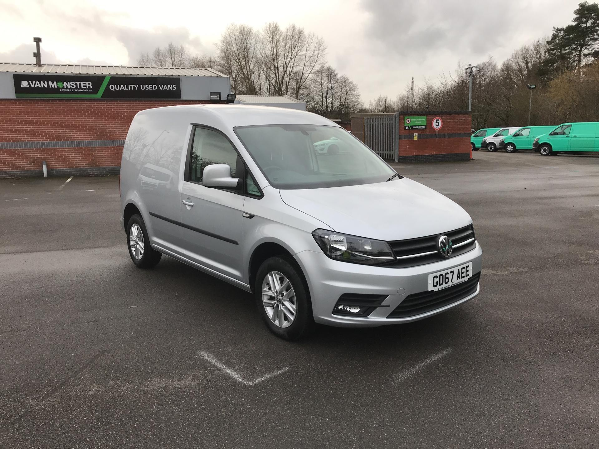 2017 Volkswagen Caddy 2.0 102PS BLUEMOTION TECH 102 HIGHLINE EURO 6 (GD67AEE)