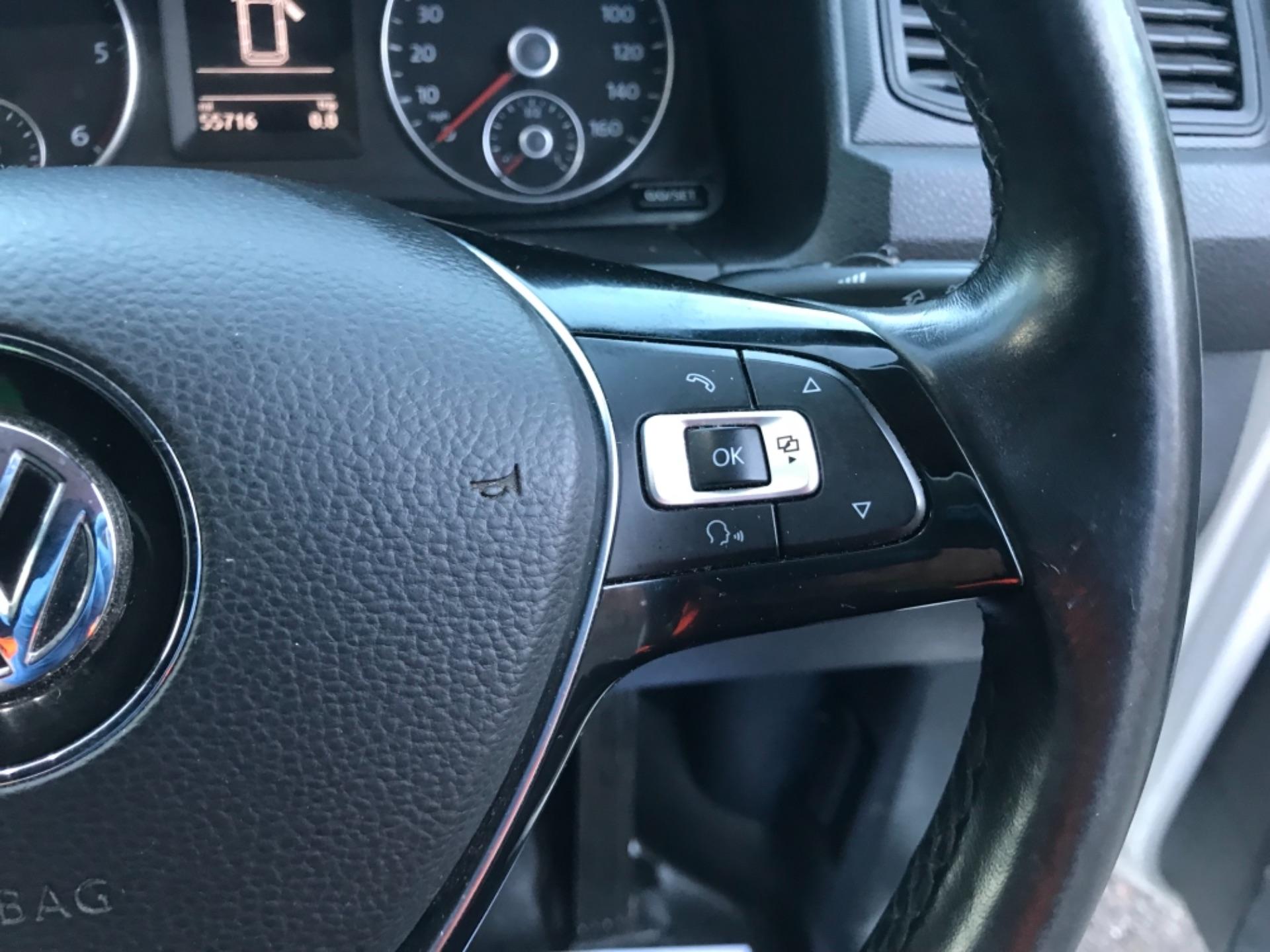 2017 Volkswagen Caddy 2.0 Tdi Bluemotion Tech 102Ps Startline Van Euro 6 (GD67AEF) Image 16