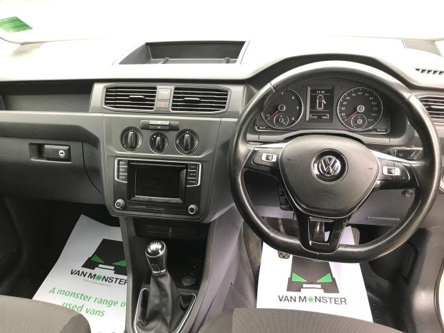 2017 Volkswagen Caddy  2.0 102PS BLUEMOTION TECH 102 STARTLINE EURO 6 (GD67DJY) Image 18