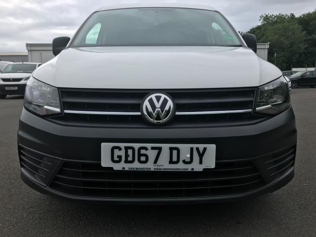 2017 Volkswagen Caddy  2.0 102PS BLUEMOTION TECH 102 STARTLINE EURO 6 (GD67DJY) Image 11
