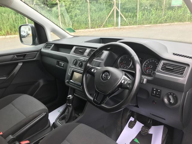 2017 Volkswagen Caddy  2.0 102PS BLUEMOTION TECH 102 STARTLINE EURO 6 (GD67DJY) Image 17