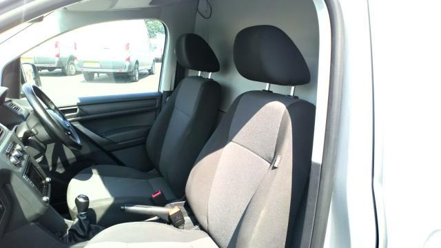 2017 Volkswagen Caddy 2.0 Tdi Bluemotion Tech 102Ps Highline Van (GD67DKL) Image 14