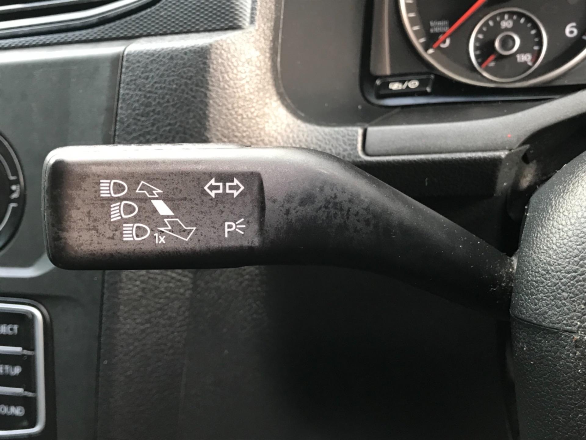 2017 Volkswagen Caddy 2.0 Tdi Bluemotion Tech 102Ps Startline Van (GD67DKO) Image 16