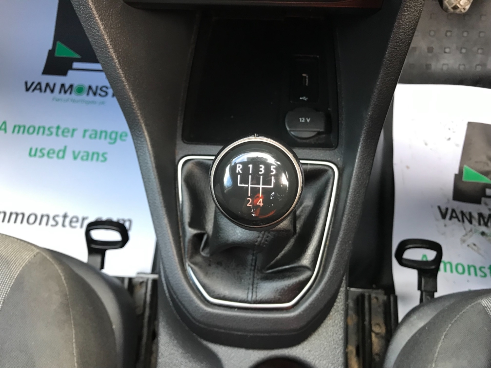 2017 Volkswagen Caddy 2.0 Tdi Bluemotion Tech 102Ps Startline Van (GD67DKO) Image 23