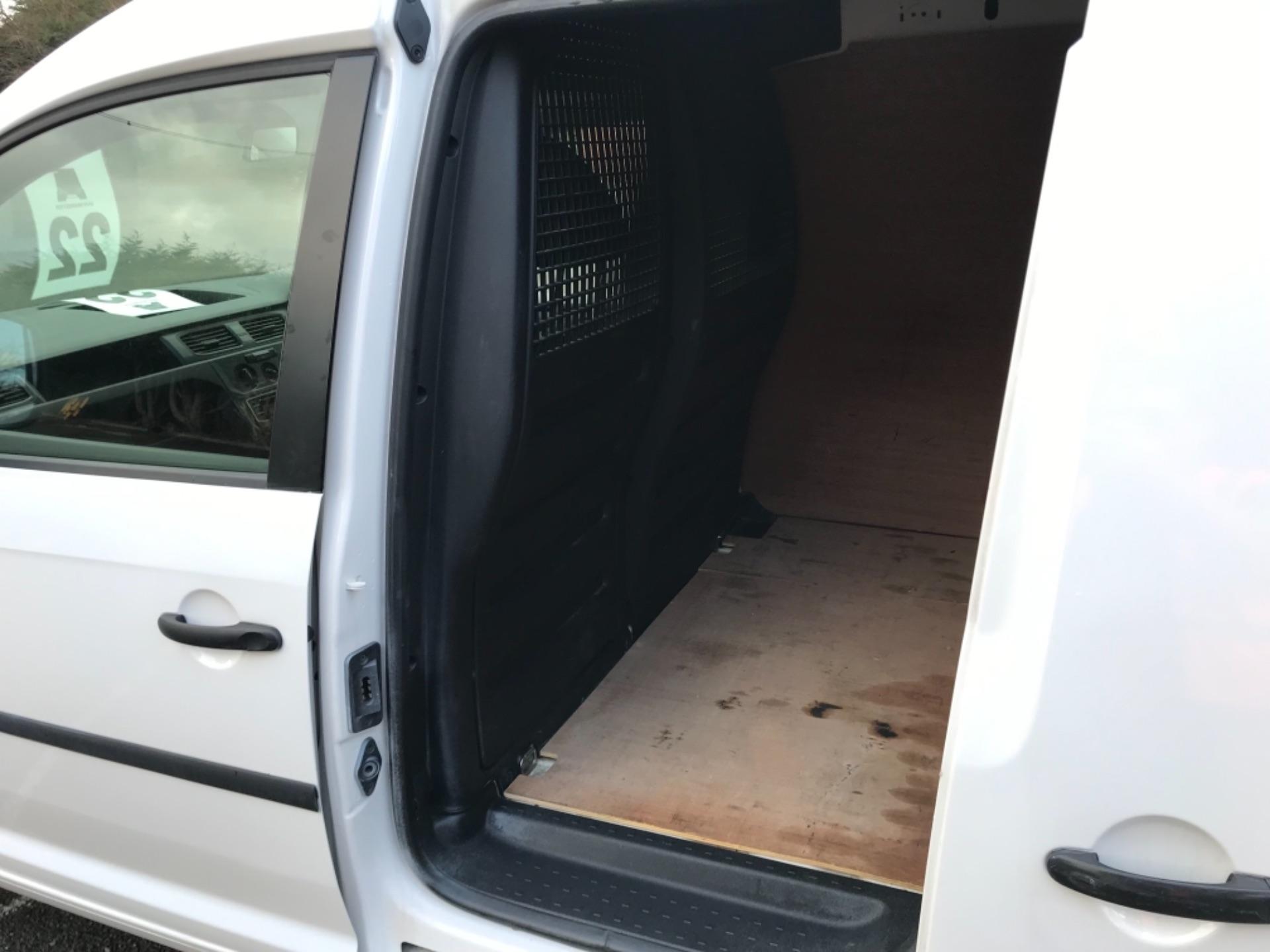 2017 Volkswagen Caddy 2.0 Tdi Bluemotion Tech 102Ps Startline Van (GD67DKO) Image 28