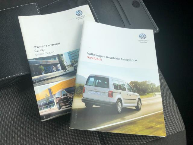 2017 Volkswagen Caddy 2.0TDI BLUEMOTION TECH 102PS STARTLINE EURO 6 (GD67DKV) Image 34