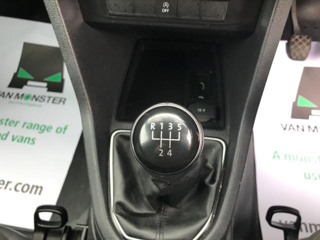 2017 Volkswagen Caddy 2.0TDI BLUEMOTION TECH 102PS STARTLINE EURO 6 (GD67DKV) Image 18