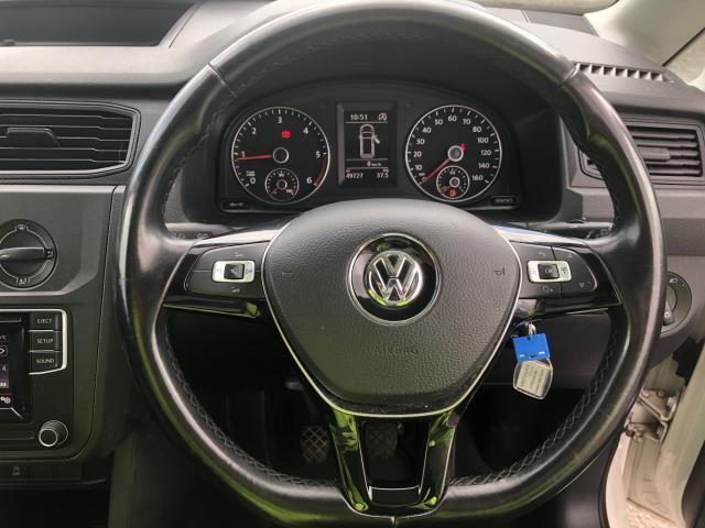 2017 Volkswagen Caddy 2.0TDI BLUEMOTION TECH 102PS STARTLINE EURO 6 (GD67DKV) Image 28