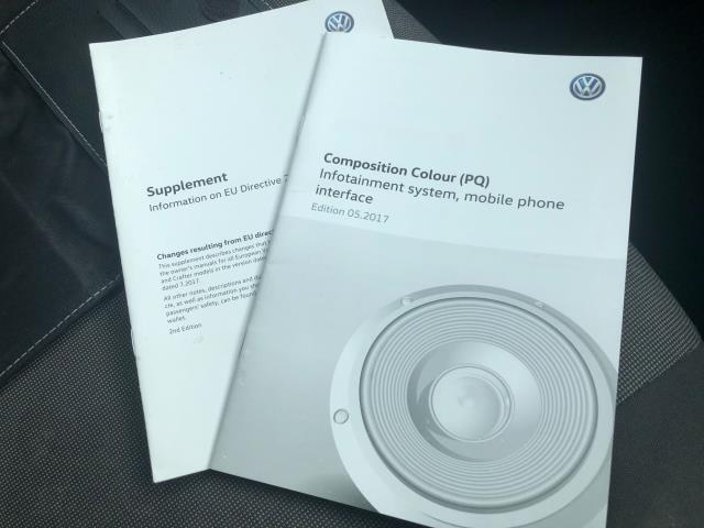 2017 Volkswagen Caddy 2.0TDI BLUEMOTION TECH 102PS STARTLINE EURO 6 (GD67DKV) Image 35
