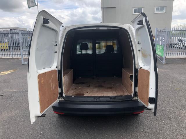 2017 Volkswagen Caddy 2.0TDI BLUEMOTION TECH 102PS STARTLINE EURO 6 (GD67DKV) Image 11