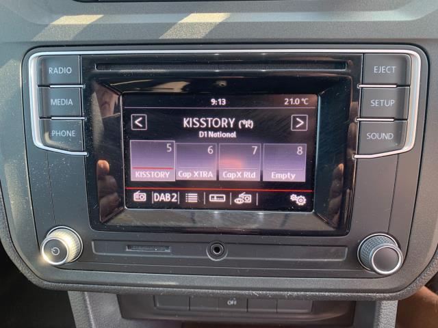 2018 Volkswagen Caddy Maxi  2.0 102PS BLUEMOTION TECH 102 STARTLINE EURO 6 (GD67NJE) Image 19