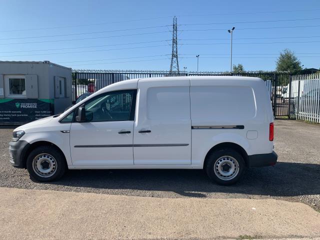 2018 Volkswagen Caddy Maxi  2.0 102PS BLUEMOTION TECH 102 STARTLINE EURO 6 (GD67NJE) Image 7