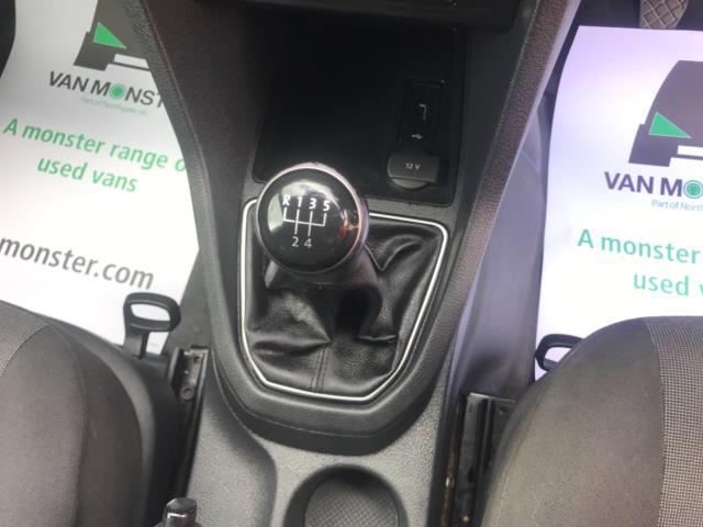 2018 Volkswagen Caddy 2.0 Tdi Bluemotion Tech 102Ps Startline Van (GD67ZWC) Image 16
